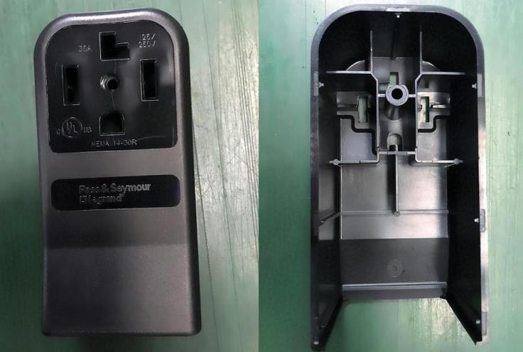 015 Socket Enclosure